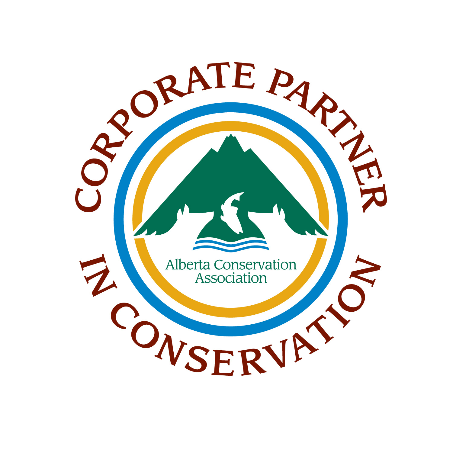 Alberta Conservation Association Corporate Partner in Conservation logo