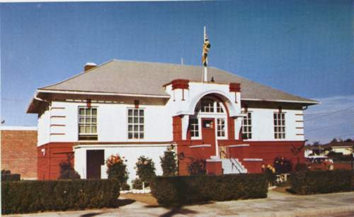 Town Office 1955