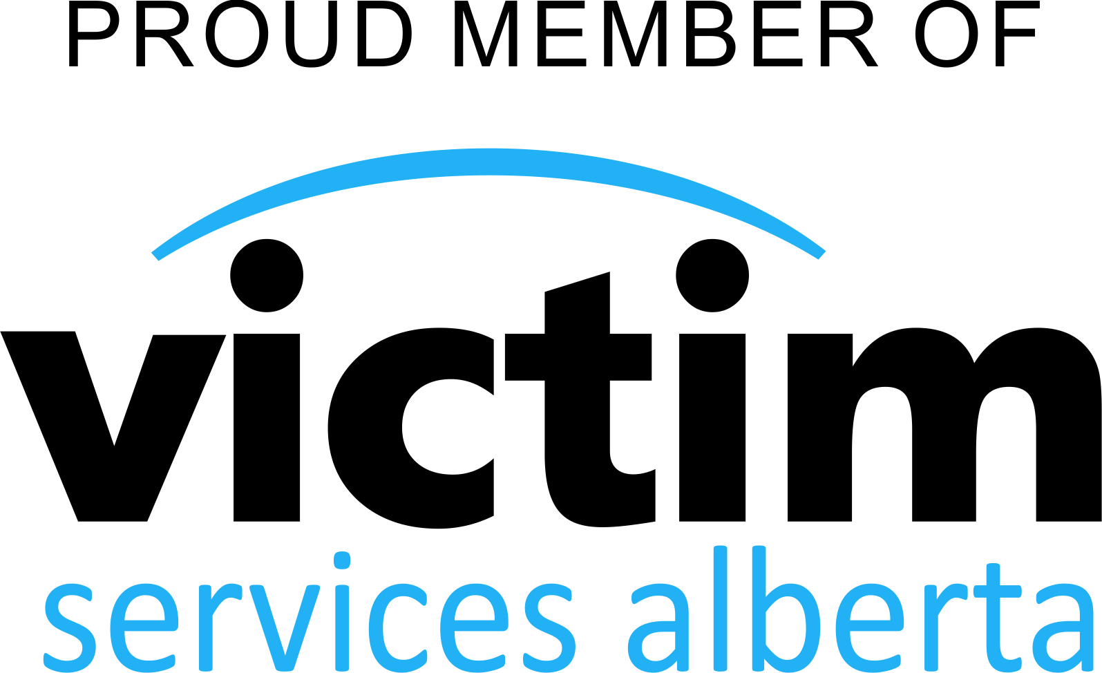 Proud Member of Victim Services Alberta