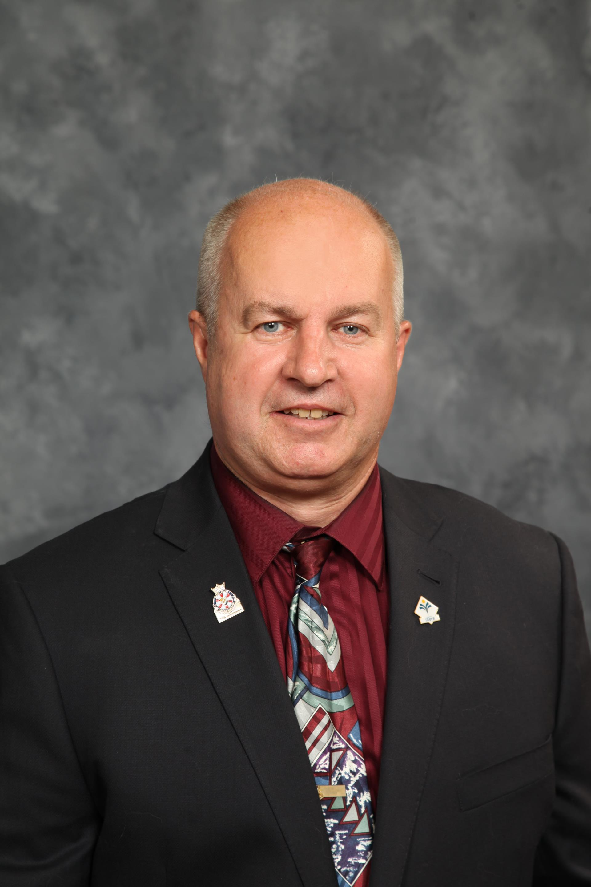 Mayor Andrew Prokop