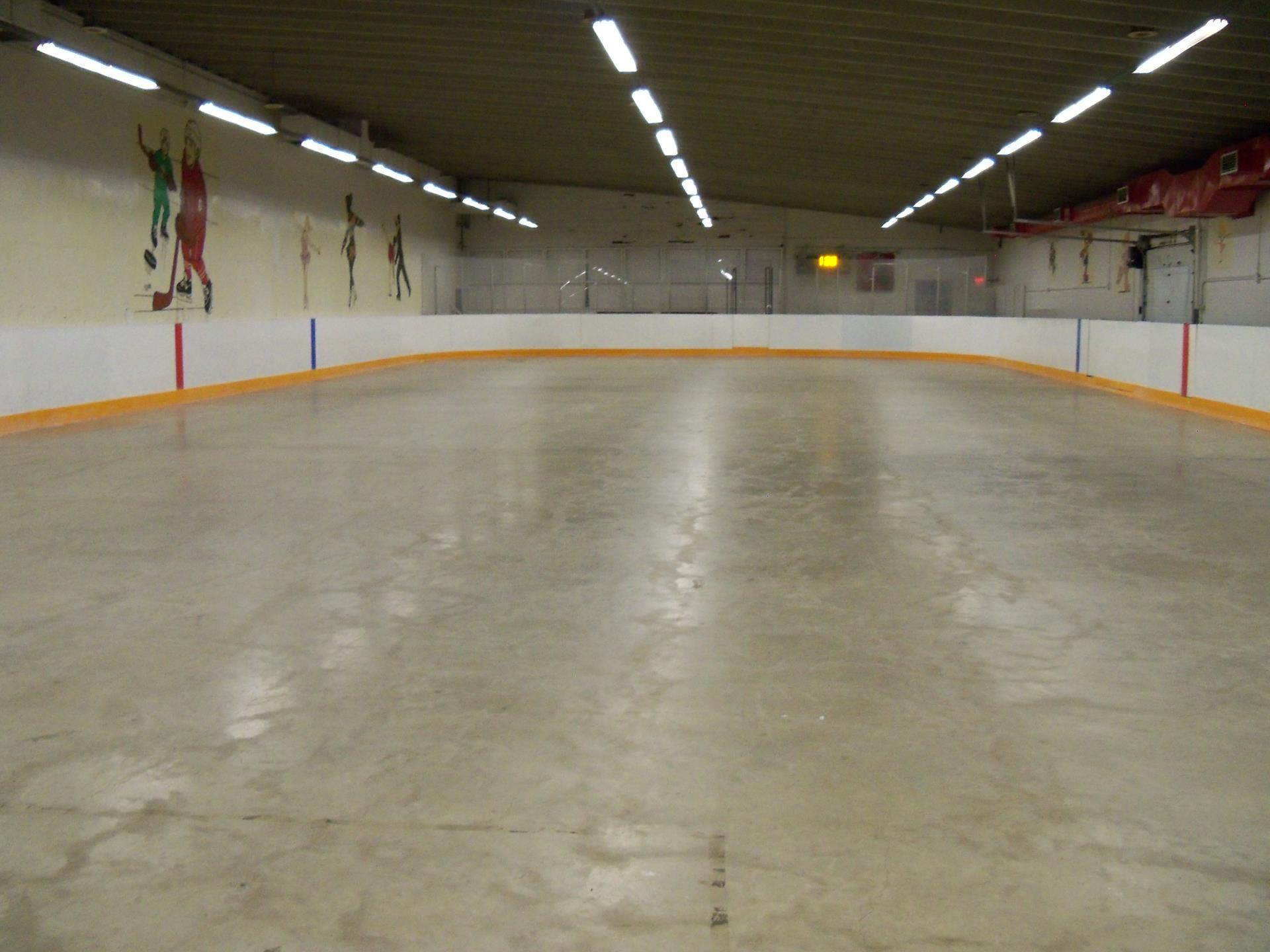 Small Ice Arena