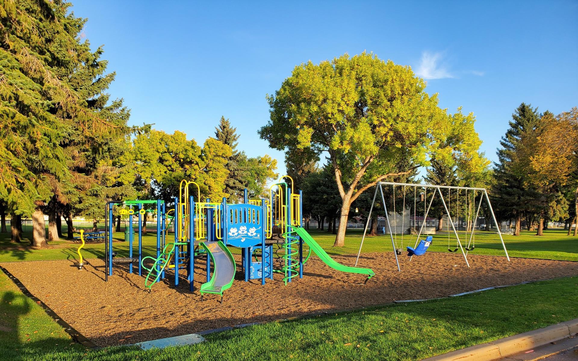 Confederation Park Playground
