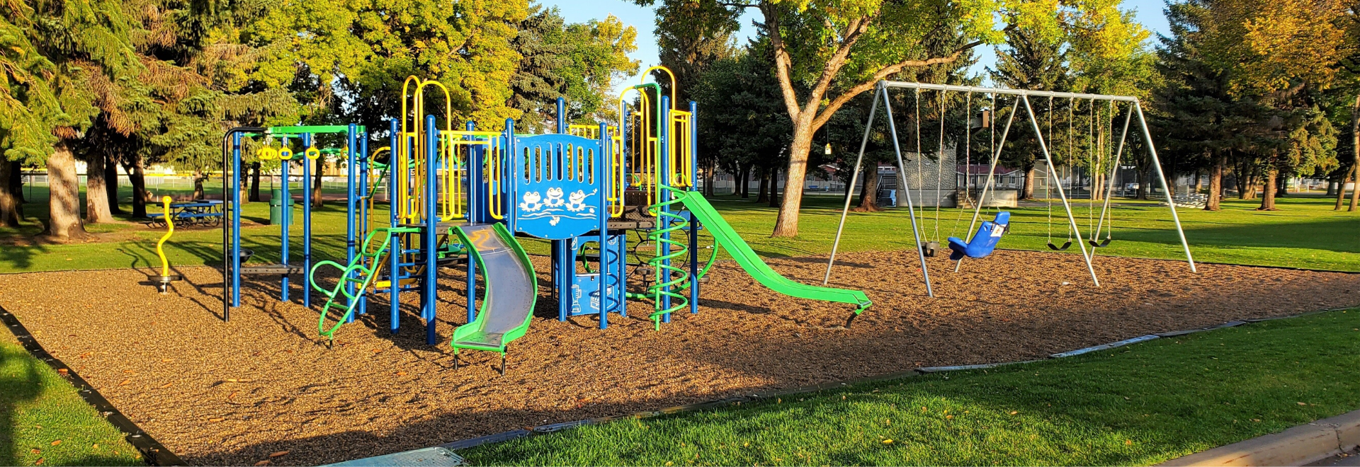 Confederation Park Playground