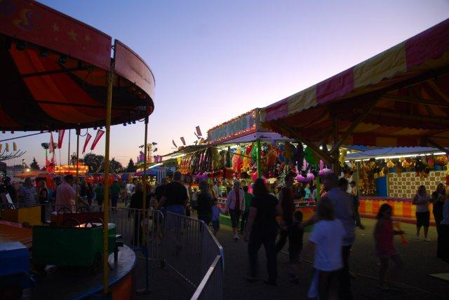 Games at the Midway